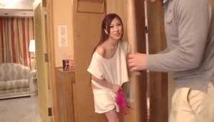 Cute Asian Schoolgirl Gets Peeked And Fucked