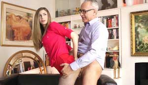 Casting For A Job Turns Into Hardcore Doggystyle For This Teen Beauty