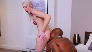 Skinny Milf Lexi Lou Hardfucked by a BBC
